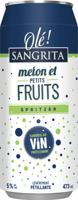 Olé Sangrita Melon et petits fruits