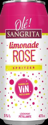 Olé Sangrita Limonade rose
