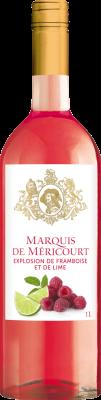 Marquis de Méricourt Explosion de framboise