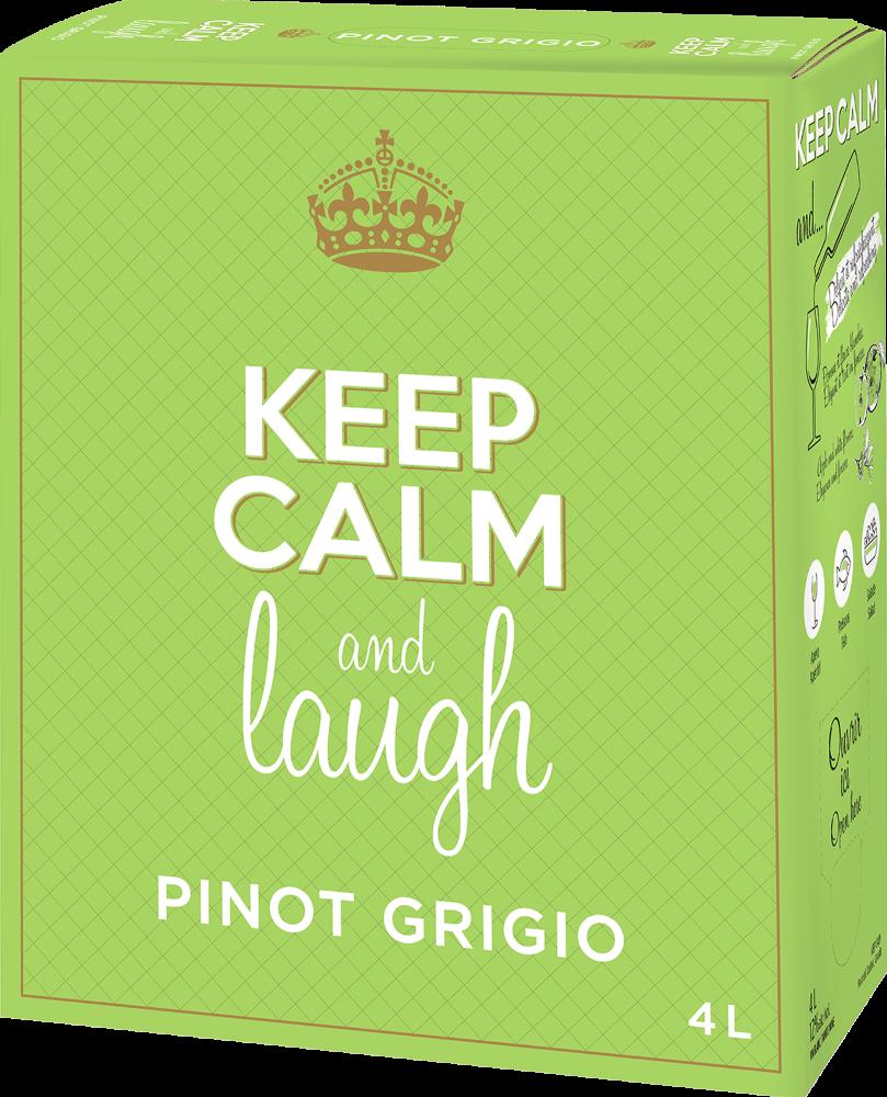 Keep Calm & Laugh